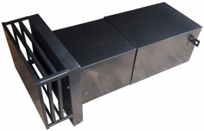 Комплект дымохода для парапетного котла Проскуров