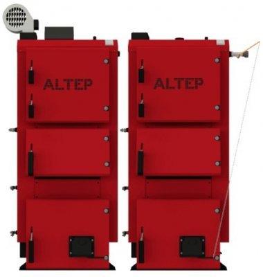 Твердотопливный котел Altep Duo 38