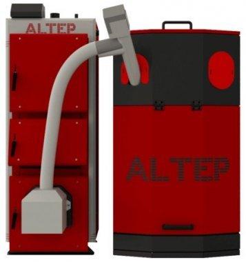 Твердотопливный котел Altep Duo Uni Pellet 21