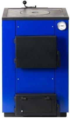 Твердотопливный котел MaxiTerm 12 кВт (с варочной поверхностью)