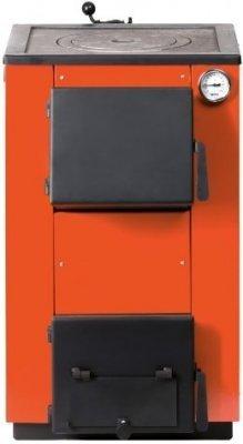 Твердотопливный котел MaxiTerm 14 кВт (с варочной поверхностью)