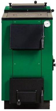Твердотопливный котел MaxiTerm Люкс 22П