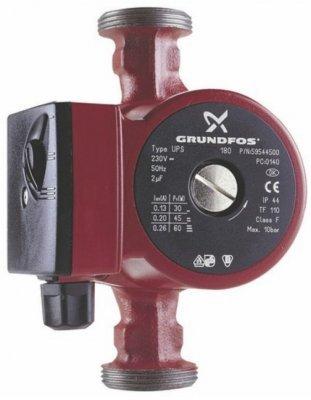 Циркуляционный насос GRUNDFOS UPS25-40 180 1x230V 99309921