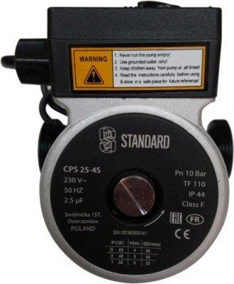 Циркуляционный насос Standard CPS 25/4S-180