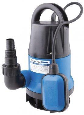 Насос Womar QDP-550 дренажный 0,55 кВт корпус пластик