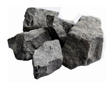 Камень для бани Базальт колотый (Украина), 20 кг