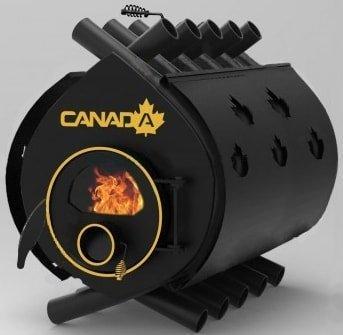 Булерьян Canada Классик тип 03 со стеклом+декоративный кожух