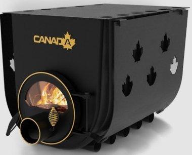 Булерьян Canada Варочный тип 03 со стеклом+декоративный кожух