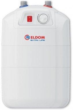 Бойлер Eldom Extra Life 10 под раковиной 72325PMP