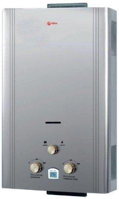 Газовая колонка Roda JSD20-A6 (серебро)