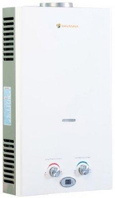 Газовая колонка Savanna ВПГ 18 (белая)