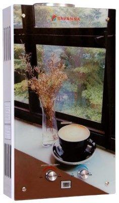 Газовая колонка Savanna ВПГ 18 (кофе)