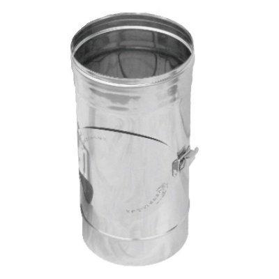 Ревизия для одностенной трубы 1 мм