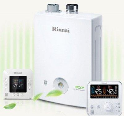 Газовый котел Rinnai RB 207 RMF (24 кВт - серия Revolution)