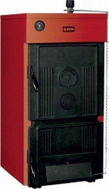 Твердотопливный котел RODA Brenner Classic BС-10