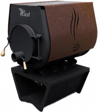 Булерьян Rud Кантри с варочной плитой тип 02 + декоративная накладка