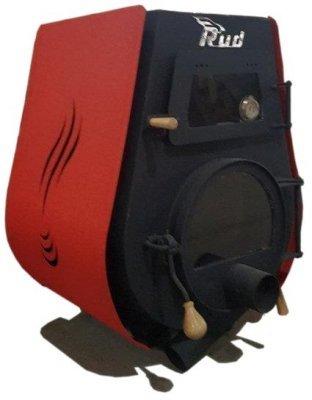 Булерьян Rud Кантри тип 01 с варочной плитой и духовым шкафом+декоративный кожух