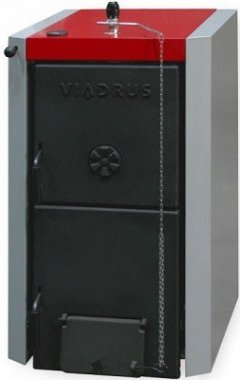 Твердотопливный котел VIADRUS U22 C 8