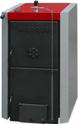 Твердотопливный котел VIADRUS U22 D 5 + облицовка