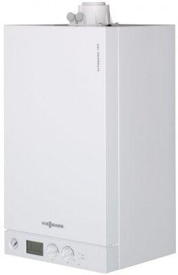 Газовый котел VIESSMANN VITODENS 100 WB1B090 35 kW 2-х конт.