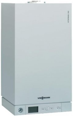Газовый котел Viessmann VITOPEND 100-W WH1D 23 kw Kombi rlu