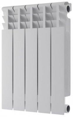 Радиатор биметаллический Heat Line М-500ЕS/80